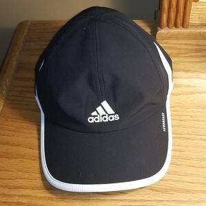ADIDAS AEROREADY VELCRO STRAP HAT